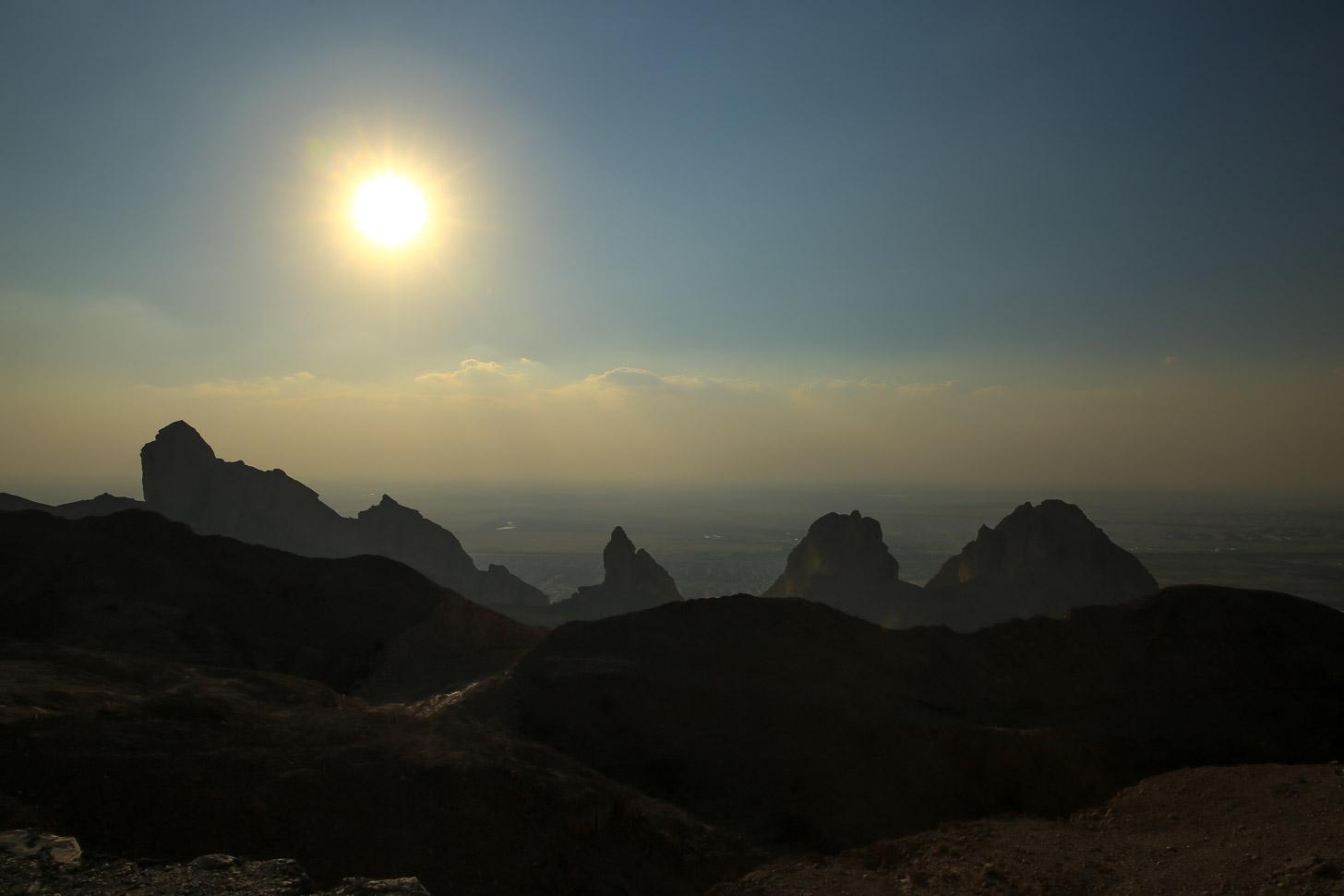 Al Ain weer & klimaat